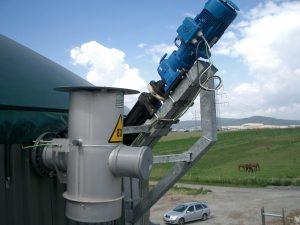 Biogasanlagenkomponenten