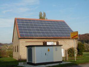 Fotovoltaikanlagen und Zubehör