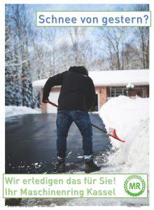 Winterdienst - jetzt Angebot anfragen